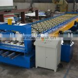 Made in China Metal Steel Deck Roll Forming Machine Floor Tile Making Machine Low Prices
