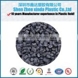 Black Color High Quality with lowest price Polypropylene plastic granules PP Resin PP plastic pellets