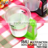 Multifunction kitchen and food scale Digital kitchen scale and Measuring cup set