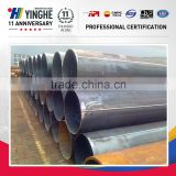 China supplier high quality API 5L gr.b astm a53b erw steel pipe