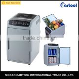 Portable Cooler Warmer Car Fridge Travel Refrigerator Electric Truck Freezer 12L                                                                         Quality Choice