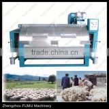stainless steel manufacturers automatic machine to wash sheep wool