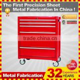 Kindle 17-Drawers,4 Casters Stable Steel Garage Tool Cabinet tool boxes with wheel