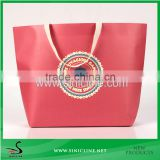Sinicline Design Printed Kid Paper Bag With Cotton String