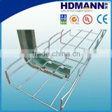 stainless steel wire mesh cable tray .top quality .(Manufacturer ,OEM Supplier,UL,NEMA Tested)