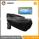 Inflatable Outdoor Furniture Air Filled Lazy Sofa Fast Inflatable Air Lounge Sofa