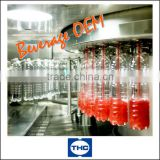 PET Bottled original equipment manufacturer for milk tea