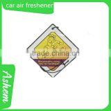 car air freshener custom made aj air freshener car hanging little tree air freshener, DL954                                                                         Quality Choice
