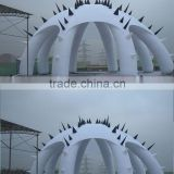 2015 New Design Spider Shaped Inflatable Tent Wedding Inflatable Dome For Sale