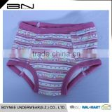 Factory Design Available 0-3 Year-old Softexible OEM Kintted Baby Underwear