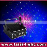 Red%Green eight-graphics Fireworks with led laser light