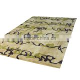 Traditional Chinese Carved Wool Carpets And Rugs For Bedroom And Living Room Wool Carpet YB-A015