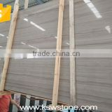 Athens Grey wood vein marble slab and tile