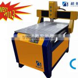 High Precision Mini Desktop Advertising Engraving Machine/Mould CNC Router with Low Price