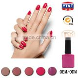ODM OEM Welcome Best Price Solid Color Nail Product UV Gels
