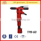 TPB-60 pneumatic martillo hammer
