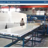EPS Sandwich Panel Production Line sandwich panel machinery sandwich panel machine
