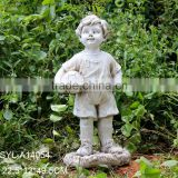 Large figure statue garden dwarfs decoration