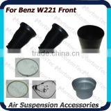 Hot sale car air suspension parts rubber protective sleeves for cars for Mercedes-Benz W221