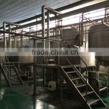 Stainless Steel Commercial Dairy Product Milk processing equipment