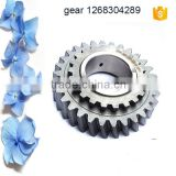 ZF heavy duty truck and bus S6-90 ZF manual automatic gearbox parts for gearbox S6-90, 1268304289