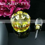 Hot Selling Body Care Crystal Perfume Bottle, Essential Oil Bottle                                                                         Quality Choice