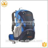 China manufacturer lastest best quality internal frame water resistance polyester mountain terrain backpack