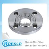 astm a312 tp 304/304l/316/316l/321 & 1.4308 stainless steel pipe puddle flange