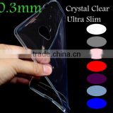 0.3mm Crystal Clear Soft TPU Case Cover For ASUS Zenfone 6