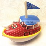 sailing toy inflatable ship inflatable boat model for sale