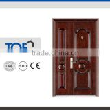 Construction Retailer Zhejiang Manufacturered Steel Mother and Son Door