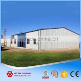 Professional Supplier of Standard Steel Structure Warehouse Framework Materials Pre-engineered Fabrication Factory Drawing