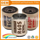 Heavy duty racor fuel filter water separator                                                                         Quality Choice