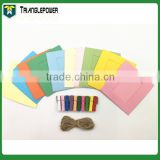 10 Different Colors Paper-Made Photo Frame For Fujifilm Instax Mini Film