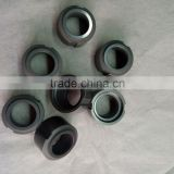 Silicon carbide reaction bonded silicon carbide(SiC/SSiC/SiSiC/RBSiC) axial double mechanical seal sleeve