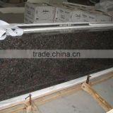 Artificial stone Tan brown granite for slab/tiles/kitchen counter top