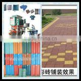 HOT!!! cement roof tile manufacturing machines with best quality