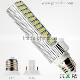 ce rohs ac110v ac220v g24q-2 g24q-3 base led pl lamp g24q-1 led