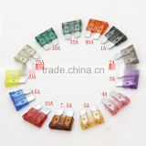High Quality Micro type automotive blade fuses automotive super mini blade fuse automotive blade fuses