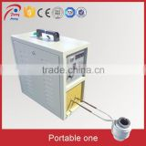 Induction Gold Aluminum Melting Furnace
