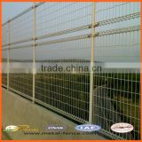 Decorative and Protective Double Wire Mesh Fence/Double Wire Mesh Fence for Private Garden/