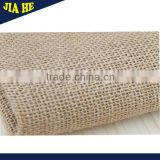 100% jute cloth natural burlap jute fabric (JF-015)