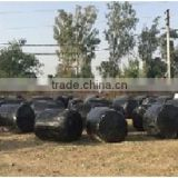High shrinking capability Black Stretch Film For Pallet Bale Wrap
