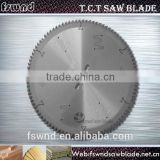 Fswnd Japan TCT Alloy Adjustable Slot Scoring carbide circular saw blades to cut solid wood/MDF