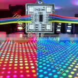 4 leds ws2801 led module square led panel
