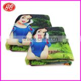 blue Microfiber Sueded / Sports/ Travelling/ Body Towel