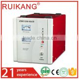 Wholesale efficiency custom Single phase 5kv automatic voltage stabilizers 5kva