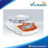 MS400 Hot Plate Magnetic Stirrer, Digital Magnetic Stirrer with Heating Function