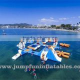 Commercial water park Inflatable aqua playground,Floating water arena sea park,Inflatable amusement park ocean