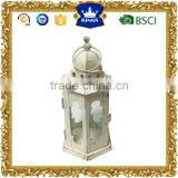 High Quality small Moroccan metal candle lantern